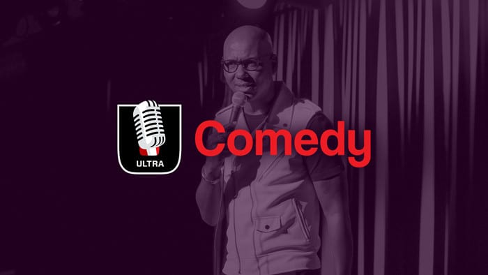 Ultra Comedy Brighton – 19-05-2019